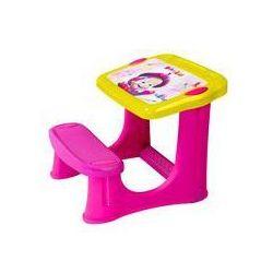 Stolik z krzesłem  (masza i niedźwiedź) marki Smoby
