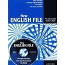 New English File Pre-intermediate Teachers Book Pack (CD-ROM) (9780194518888)