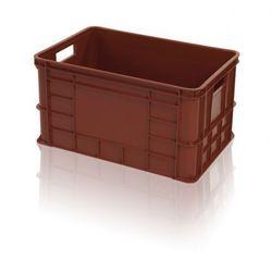 Plastikowa skrzynka 600x400x324 mm (ozt 50-30) marki B2b partner