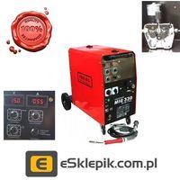 Ideal TECNOMIG 330 4x4 DIGITAL - Półautomat MIG/MAG