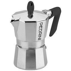 Kawiarka brillant 1 tz stalowy marki Pedrini