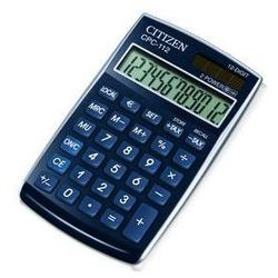 Citizen Kalkulator cpc-112bl (cpc-112bl) niebieska