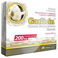 Olimp Garlicin kaps. 0,2 g 30 kaps., produkt z kategorii- Witaminy i minerały