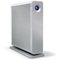 LaCie d2 Quadra USB 3.0 - Dysk twardy - 5 TB - zewnetrzny ( desktop ) - FireWire 800 / USB 3.0 / eSATA-300 - 7
