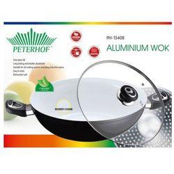 WOK PETERHOF ALU-CERAMICZNY 30cm [PH-15408-30] - produkt z kategorii- Woki