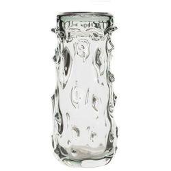 wazon szklany casey 33cm, 33cm marki Dekoria