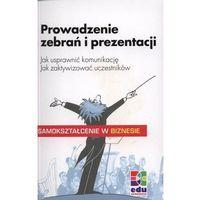 Prowadzenie zebrań i prezentacji (126 str.)