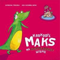Krokodyl Maks na Czekoladowej Wyspie - Dostawa zamówienia do jednej ze 170 księgarni Matras za DARMO