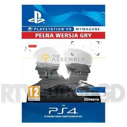 The Assembly - produkt z kat. gry PS4