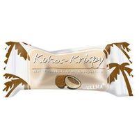 Chrupiące kulki w mlecznej czekoladzie o smaku kokosowym 380szt marki Hellma