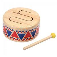 Drewniany bębenek - Plan Toys, Plan Creations Company Limited - produkt z kategorii- Zabawki drewniane