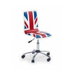 Fotel Fun 10 niebiesko-czerwony - ZADZWOŃ I ZŁAP RABAT DO -10%! TELEFON: 601-892-200, HM F Fun 10