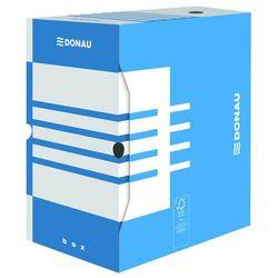 Pudło archiwizacyjne , karton, a4/200mm, niebieskie marki Donau
