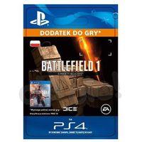 Battlefield 1 - 5 Pakiety Bojowe [kod aktywacyjny] (0000006200182)