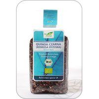 : quinoa czarna (komosa ryżowa) bio - 250 g marki Bio planet