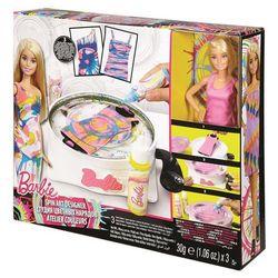 Barbie Zakręcone wzory zestaw i lalka z kategorii Pozostałe