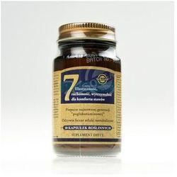 SOLGAR 7, 30 KAPSUŁEK (lek Witaminyi minerały)