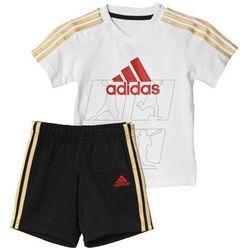 Komplet adidas Summer County Set Kids AK2615 - produkt z kategorii- Komplety odzieży dla dzieci