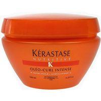 Kerastase Nutritive Oleo Curl Intense Masque for Thick Curly 200ml W Maska do włosów Do włosów kręconych