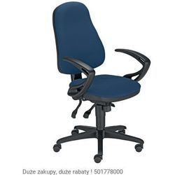 Krzesło obrotowe Offix GTP41 ts16 z mechanizmem Ibra Nowy Styl