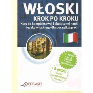 Włoski Krok Po Kroku (2 Książki + 6 Cd), Edgard