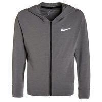Nike Performance OBSESSED Kurtka sportowa dark grey heather/black