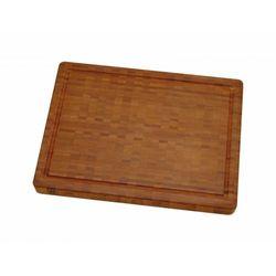 Zwilling Duża Bambusowa Deska do Krojenia 420 x 40 x 310 mm