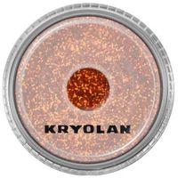 polyester glimmer medium (orange) średniej grubości sypki brokat - orange (2901) marki Kryolan