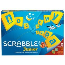 Scrabble Junior z kategorii Gry planszowe