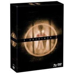 Z archiwum X - sezon 2 (DVD) - Rob Bowman, R.W. Goodwin, Michael Lange, towar z kategorii: Seriale, telenowele