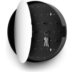 Szafka na klucze z lustrem nolma (4034398506031)