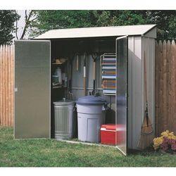 Domek ogrodowy z metalu locker 2,1 x 0,6 m marki Arrow