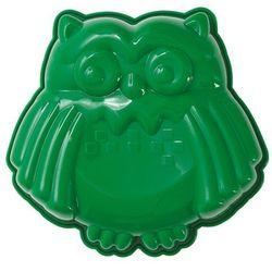 Forma do pieczenia ciast i deserów dla dzieci silikonowa sowa frt177vr8s marki Pavonidea