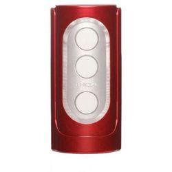 Elektroniczny masturbator Tenga Flip Hole - Czerwony - produkt dostępny w Kobiece Tajemnice