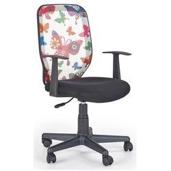 Fotel obrotowy dla dziewczynki estor - motyle marki Producent: elior