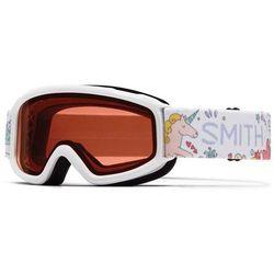 gogle snowboardowe SMITH - Sidekick White Fairytale Rc36 Rose Copper (X6W-998K) z kategorii kaski i gogle