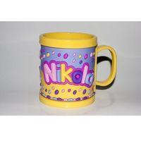 Kubek imienny dla dziecka Nikola