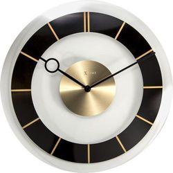 Zegar ścienny retro black by marki Nextime