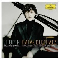 Chopin - Piano Concertos (CD) - Rafał Blechacz, Royal Concertgebouw Orchestra