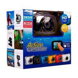 Dilmarket Kamera sportowa wodoodporna hd