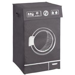 Pojemnik na pranie lavo grey, 77 litrów, marki Wenko