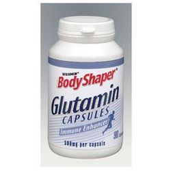 Glutamin Capsules - 90 kaps (zwiększanie siły)