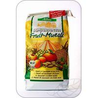 Allos: musli amarantusowe z owocami BIO - 375 g (płatki, musli, otręby)