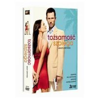 Tożsamość szpiega - sezon 1 (DVD) - Sanford Bookstaver, Rod Hardy, Paul Holahan (5903570148989)