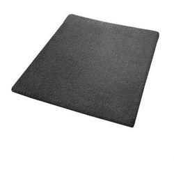 Dywanik łazienkowy 55x65 cm kansas ciemnoszary wyprodukowany przez Kleine wolke