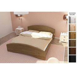 łóżko drewniane moskwa 200 x 200 marki Frankhauer