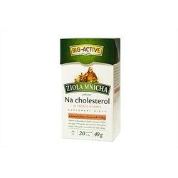 Bio-Active Zioła Mnicha na cholesterol Ex20 (ziołowa herbata)