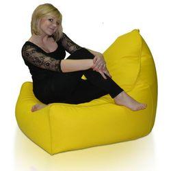 Polskie pufy Pufa, fotel glamour xxl