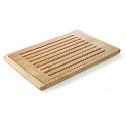 Hendi Deska do krojenia, drewniana z wyjmowaną kratką 475x322 mm | , 505502