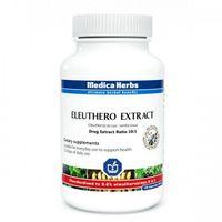 Eleuthero (Eleutherococcus senticosus) 120 kapsułek (400 mg) Medica Herbs